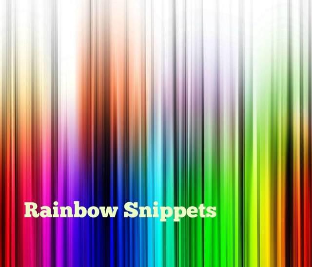 rainbow snips